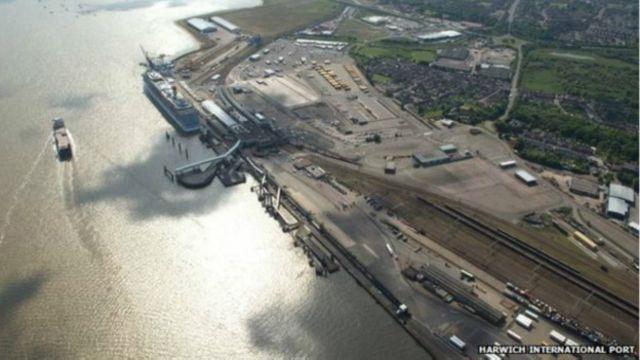 哈里奇國際港