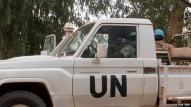 Liên Hiệp Quốc có khoảng 125.000 quân gìn giữ hòa bình ở nhiều nước trên thế giới