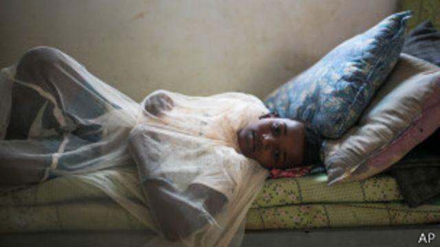 El uso de mosquiteros se aconseja en los casos en los que se contrajo el virus y también como prevención.