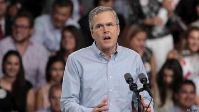 Jeb Bush, precandidato presidencial