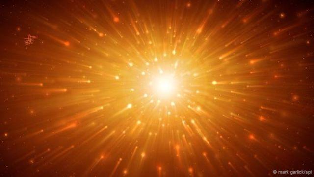 'Büyük Çökme' sonucu evren kendi içine doğru çökebilir.