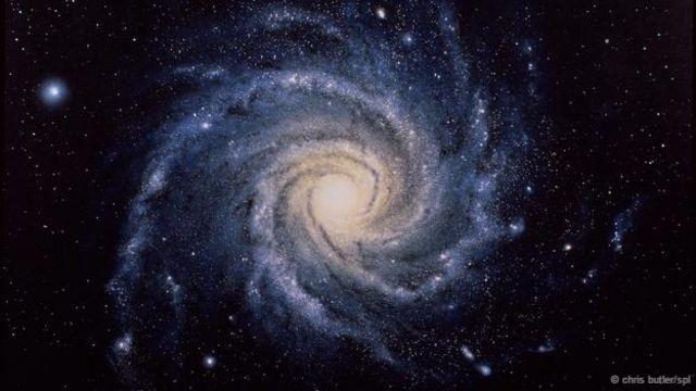 Galaksiler birbirinden uzaklaşıyor.