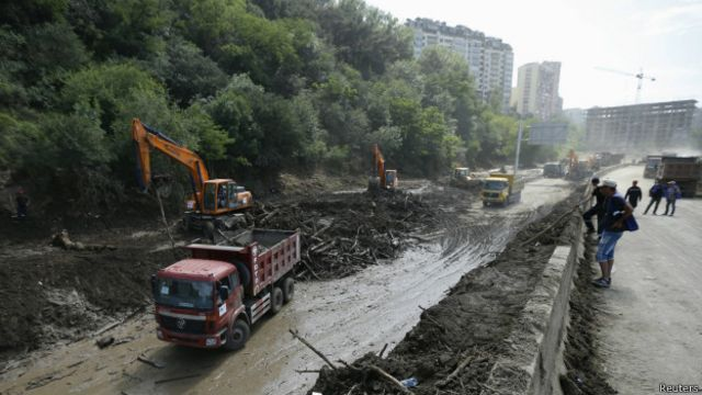 Потоп у Тбілісі