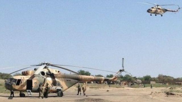 An kafa rundunar hadin gwiwa domin yaki da Boko Haram