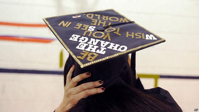 """El """"sugar dating"""" tiene como objetivo que las jóvenes lleguen a la universidad."""