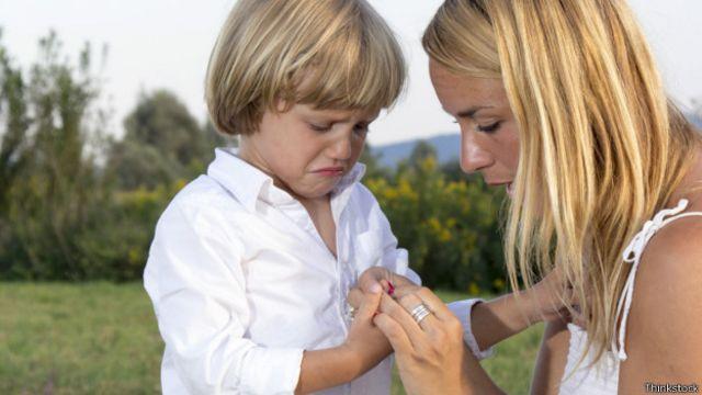 La herida comienza a sanar en el momento en que se produce la herida.