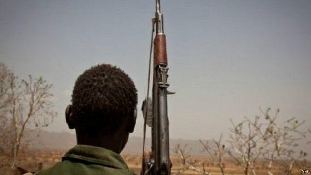 جنوب كوردوفان أحد المناطق العديدة في السودان التي تشهد صراعا