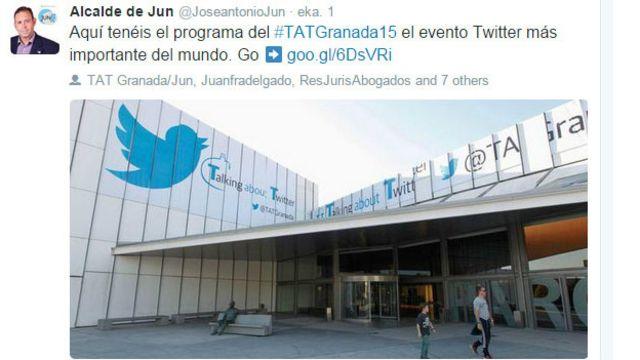La última edición de #TATGranada se celebró este lunes y martes.