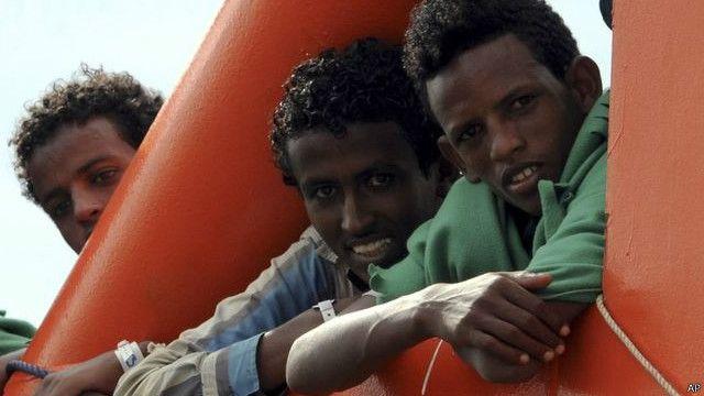Sekitar 62 ribu migran asal Afrika dan Timur Tengah tiba di Italia pada tahun ini, kata badan pengungsi PBB.