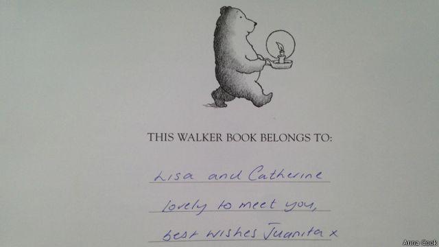 Книга, которую подарила Хуанита