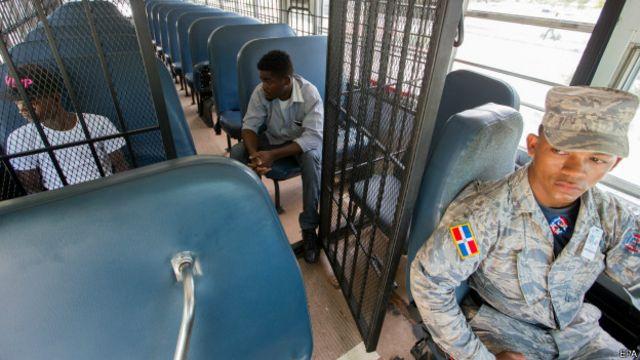 República Dominicana dijo que respetará los derechos humanos en la deportación de haitianos.