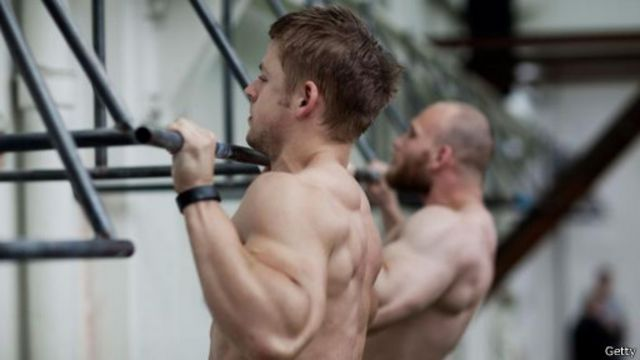 不是每种文化都推崇肩膀宽大的肌肉男(图片:Getty Images)