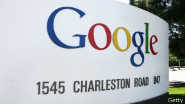 """Google dijo estar """"consternado""""."""