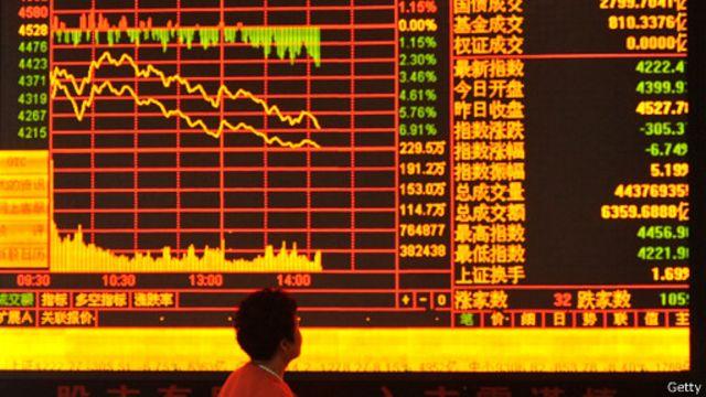 روند سقوط بهای سهام در چند هفته اخیری نگران کننده بوده است