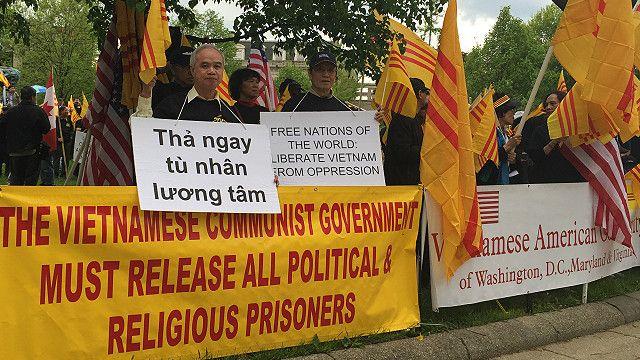 Vấn đề nhân quyền vẫn là gai góc nhất trong quan hệ Việt - Mỹ