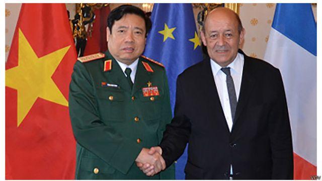 Lần cuối ông Thanh xuất hiện trước công chúng là vào ngày 19/6, khi được Bộ trưởng Quốc phòng Pháp Jean-Yves Le Drian tiếp đón tại Paris.
