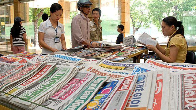 Nhà báo Trung Bảo bình luận rằng phản hồi của báo Thanh Niên 'cạn tàu ráo máng' với phóng viên Hoài Nam
