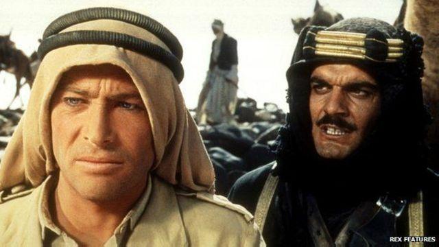 اما بعد از بازی در فیلم لورنس عربستان به شهرت جهانی دست یافت