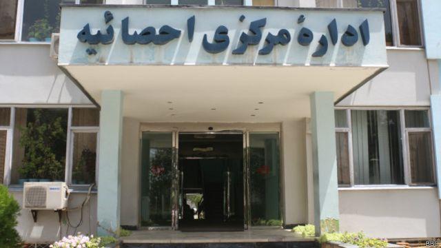 اداره مرکزی آمار افغانستان میگوید که آمار جمعیت این کشور برآورد شده است