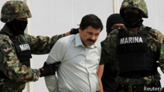 Cartel de recompensa de Joaquín Guzmán Loera, El Chapo