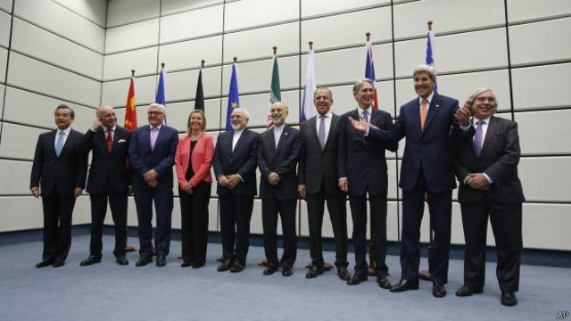 يتوج هذا الاتفاق مفاوضات وصفت بالماراثونية بين القوى الدولية وإيران