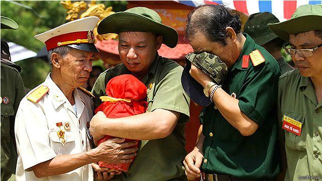 Cựu binh VN tưởng nhớ trận Vị Xuyên