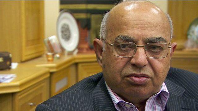 """قال محمد أفضل رئيس مجلس مسجد برمنغهام المركزي """"لقد تأثرت كثيرا عندما رأيت هذه الصفحات""""."""
