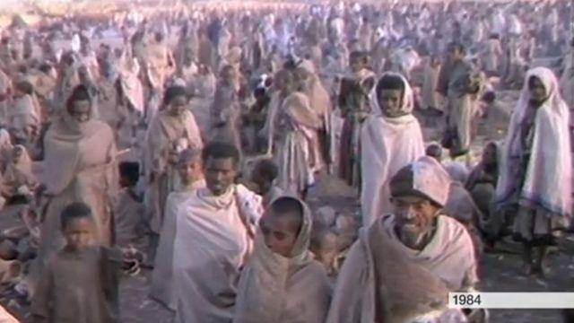 提起埃塞俄比亚,许多人想到的仍然是1984年那场大饥荒