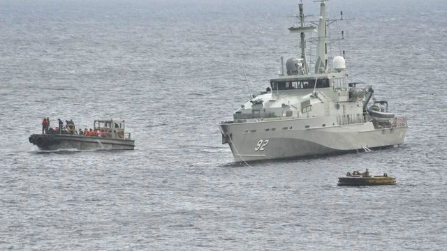 Kapal imigran