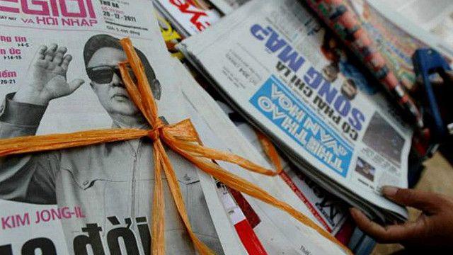 Việt Nam vẫn chưa thừa nhận và cho phép báo chí tư nhân hoạt động.