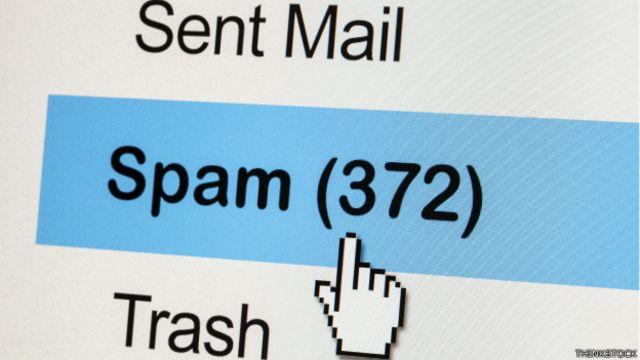 Los spammers ahora añaden texto al cuerpo del texto y crean así la ilusión de que se trata de un correo normal y corriente.