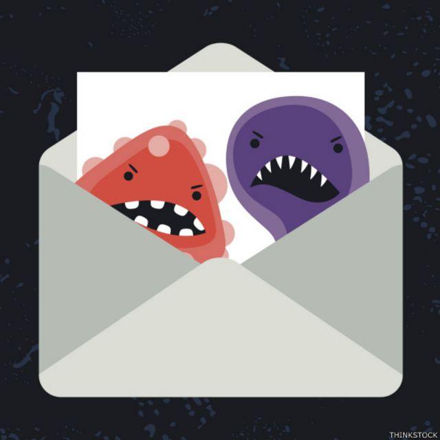 El spam no solo se utiliza para intentar vender productos, sino también para hacer llegar virus.
