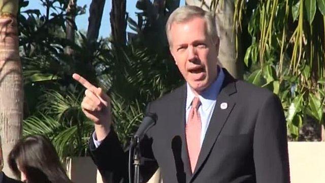Tại Quận Cam California, Đại sứ Osius nói ông muốn được tiếp tục làm việc để cải thiện quan hệ với Việt Nam.