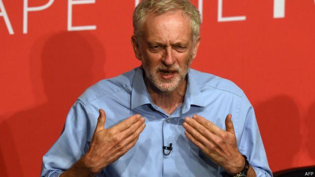 Portre: İşçi Partisi'nin yeni lideri Jeremy Corbyn - BBC News Türkçe