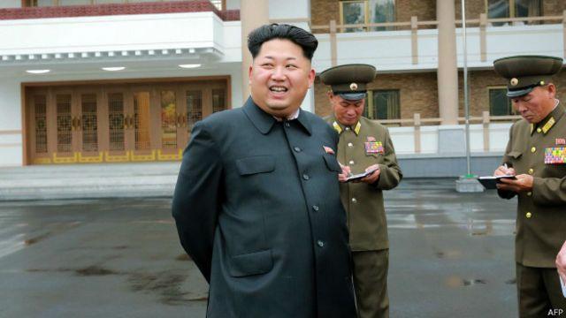 líder supremo norcoreano, Kim Jong-un.
