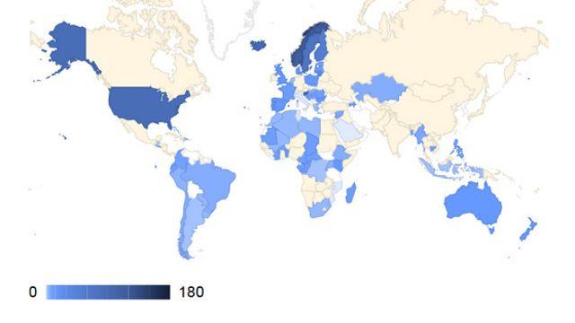 Recentemente, o debate sobre a importância da licença paternidade se intensificou no mundo; mapa mostra períodos de licença para os pais nos países