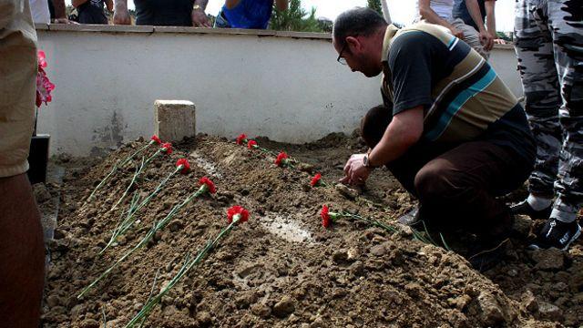 Jurnalist Rasim Əliyev dəfn edilib - BBC News Azərbaycanca