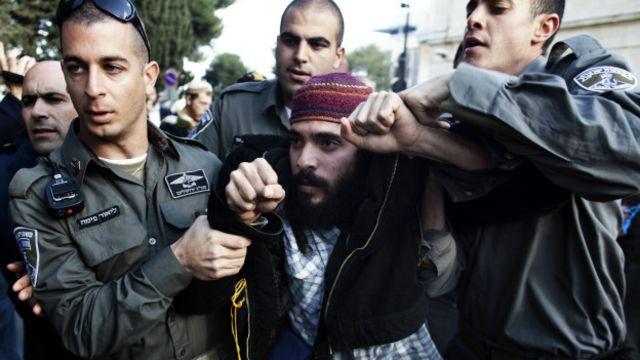 """Quiénes son los judíos extremistas considerados el nuevo """"enemigo ..."""