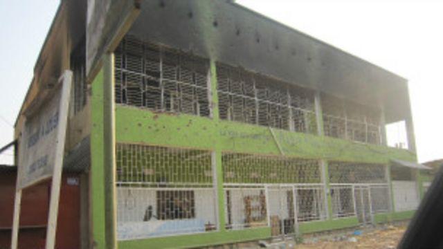 Le siège de la RPA à Bujumbura