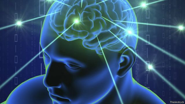 Arte do cérebro (Foto: Thinkstock)