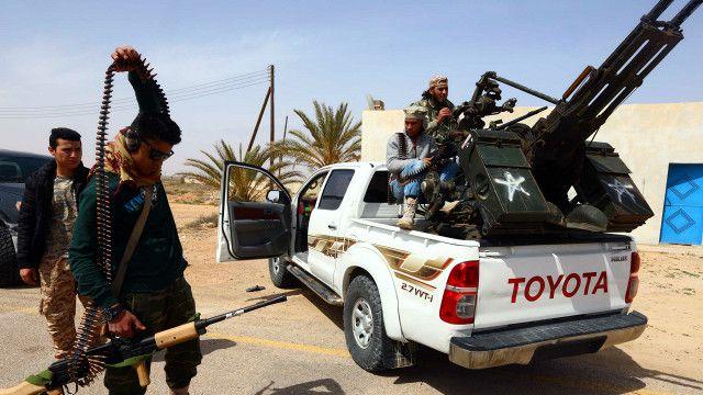 الجامعة العربية تدرس طلب ليبيا اتخاذ إجراء ضد تنظيم الدولة الإسلامية