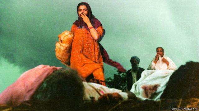 तमस में दीपा साही