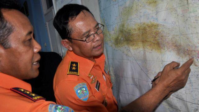 Lokasi jatuhnya pesawat berada pada ketinggian 8.500 kaki dan berjarak 7 mil laut dari Bandara Oksibil.