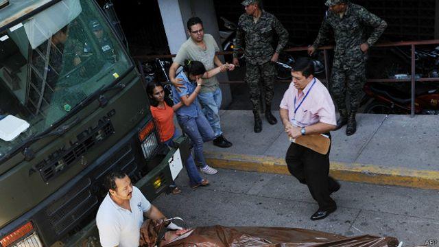 homicidio, El Salvador