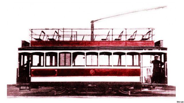 香港第二代電車