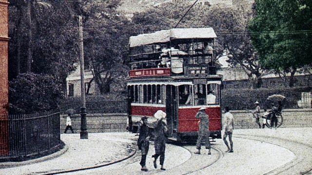 香港第三代電車
