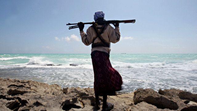 مشکل دزدی دریایی در آب های سومالی در سه سال اخیر فروکش کرده است