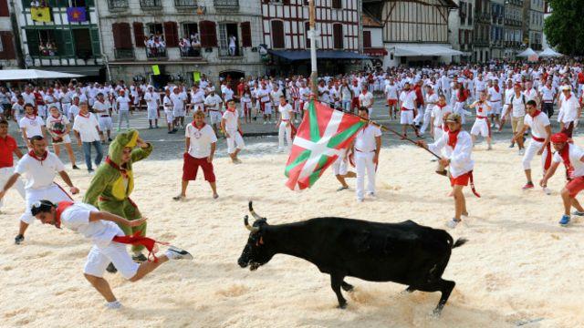 Фестиваль в Байонне