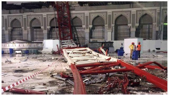 Jumlah korban cedera asal Indonesia mencapai 31 orang.