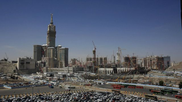 Faktor keselamatan terkait konstruksi di sekitar Masjidil Haram mendapat sorotan.